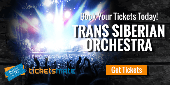 trans siberian orchestra winter tour 2016 Tickets