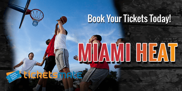 Miami Heat Season Tickets