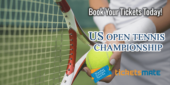 US Open Tennis Championship Tickets