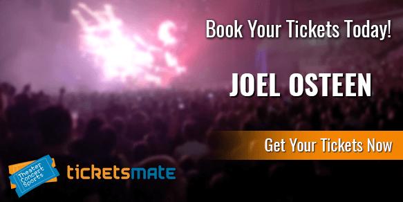 Joel Osteen Tickets